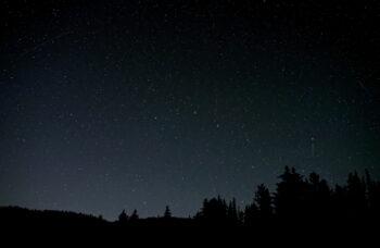 Dark Sky Stars Manning Park